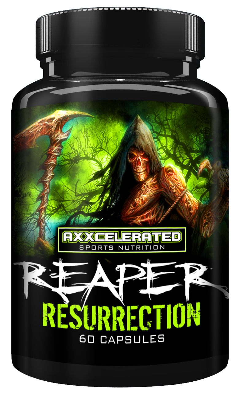 Reaper DNA Resurrection