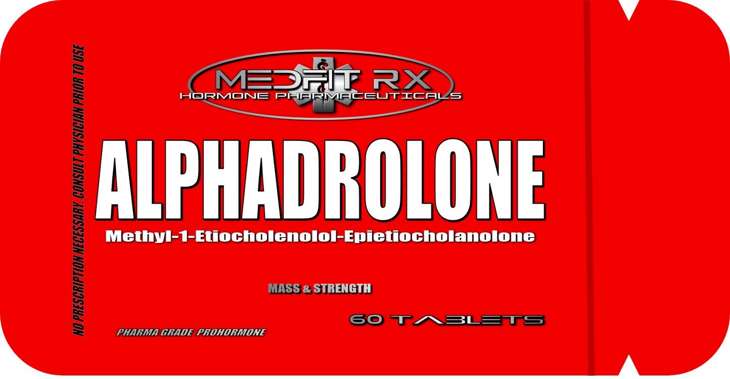 Alphadrolone