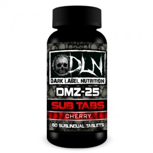 DMZ-25 Sublingual Prohormone