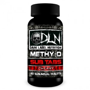 Methy-D Sublingual Prohormone