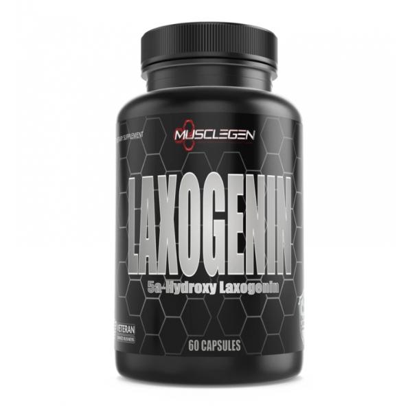 Natural muscle growth stimulants