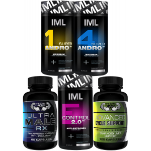 Super 1-Andro 4-Andro Rx Stack
