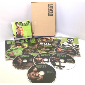 Body Beast DVD Package - Get Bulked Up Fast