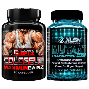 Colossal Gainz Colossus