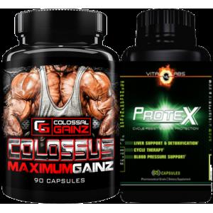 Colossal Gainz - Colossus