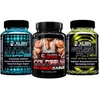 Colossus Complete Cycle Stack