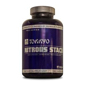 Tokkyo Nitrous Stack