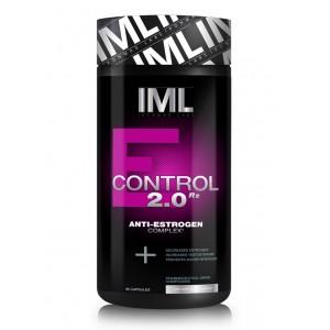 E-Control Rx 2.0 - Anti-Estrogen & Testosterone Booster