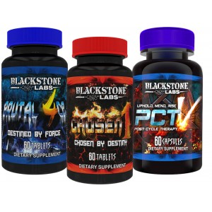 Blackstone Labs Fire and Ice Stack