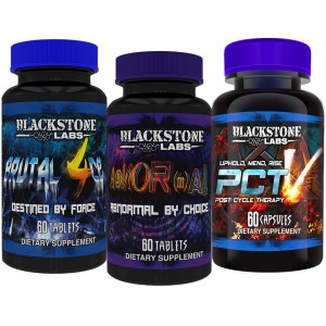Blackstone Labs Power and Ice Stack