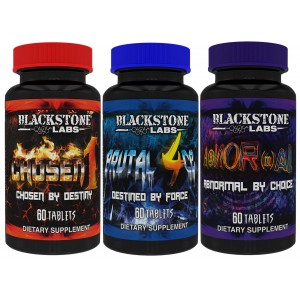 Blackstone Labs Triple Threat Stack
