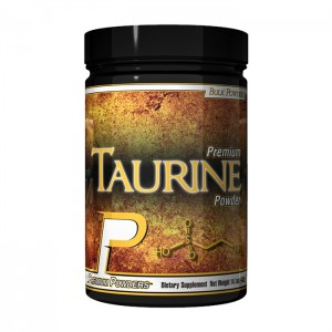 Taurine by Premium Powders