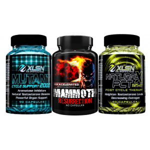 Mammoth DNA Resurrection Stack with Cycle Support & Post Cycle Support (PCT)