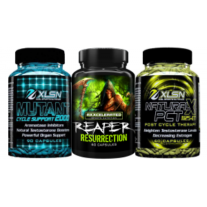 Reaper DNA Resurrection Stack with Cycle Support & Post Cycle Support (PCT)