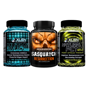 Sasquatch DNA Resurrection Stack with Cycle Support & Post Cycle Support (PCT)