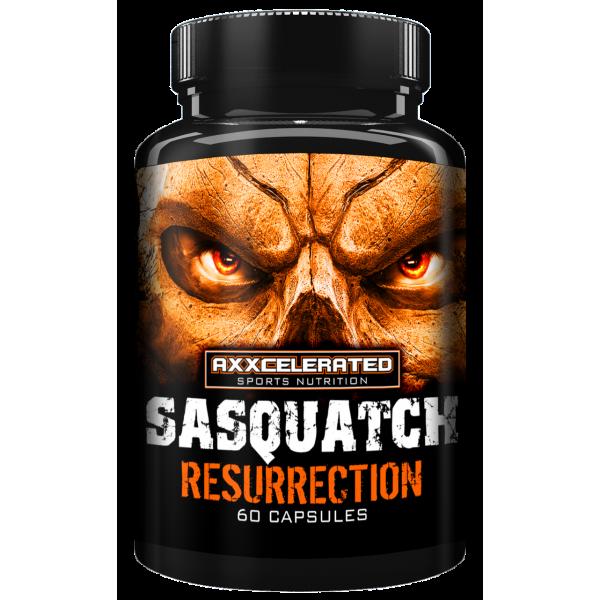 Sasquatch DNA Resurrection