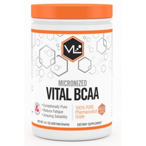 Micronized Vital BCAA 80 Servings