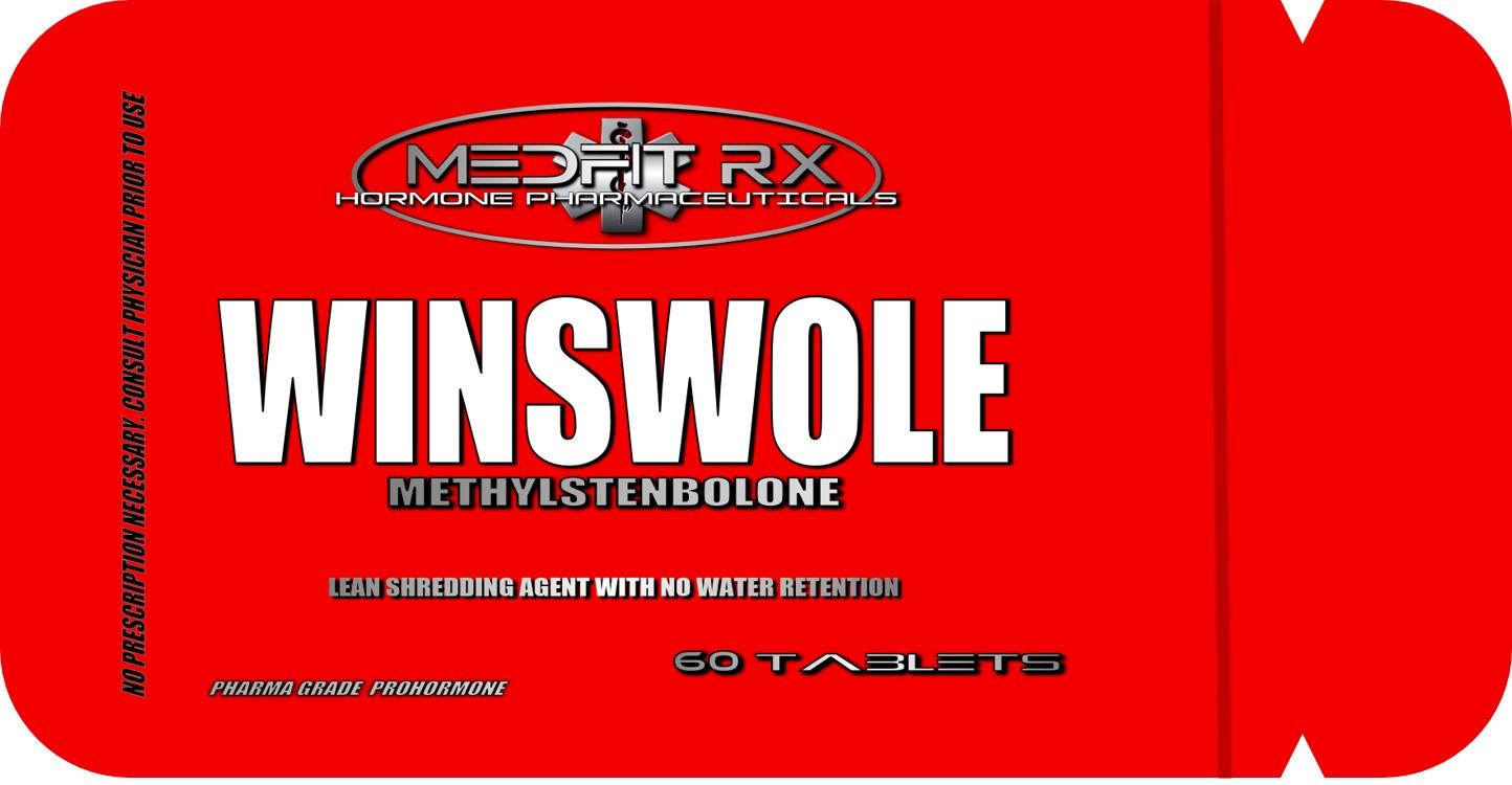 Winswole (Methylstenbolone)